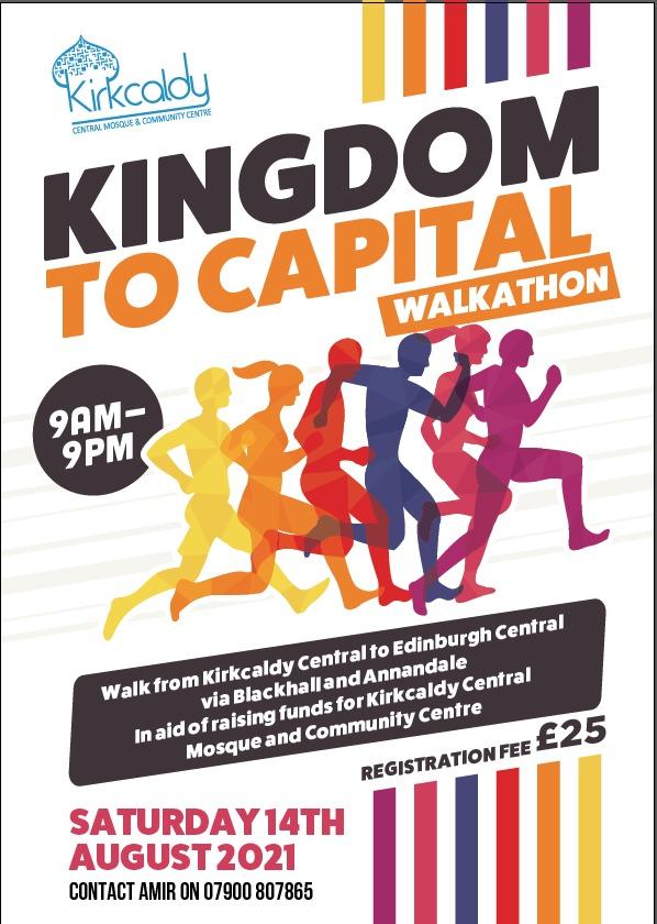 Kingdom to Capital Walkathon